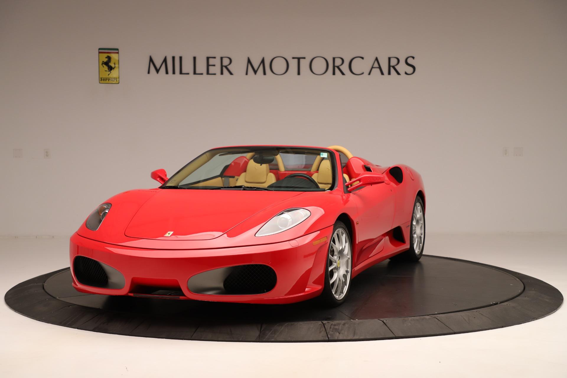 Used 2007 Ferrari F430 F1 Spider for sale Sold at Bugatti of Greenwich in Greenwich CT 06830 1