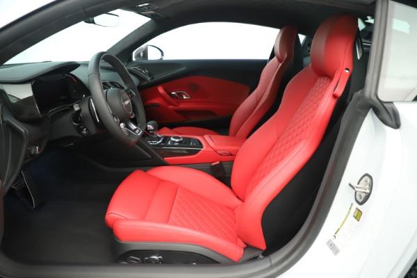 Used 2018 Audi R8 5.2 quattro V10 Plus for sale Sold at Bugatti of Greenwich in Greenwich CT 06830 15