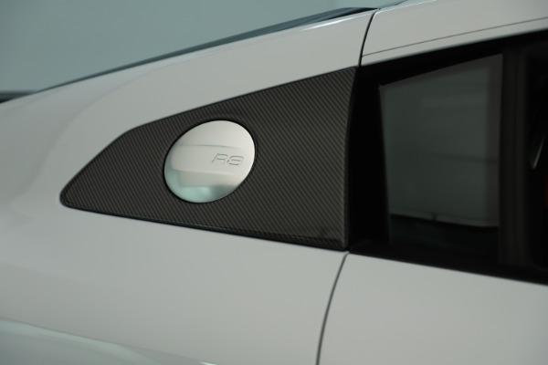 Used 2018 Audi R8 5.2 quattro V10 Plus for sale Sold at Bugatti of Greenwich in Greenwich CT 06830 25