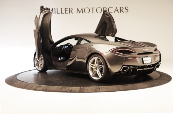 Used 2017 McLaren 570S Coupe for sale Sold at Bugatti of Greenwich in Greenwich CT 06830 11