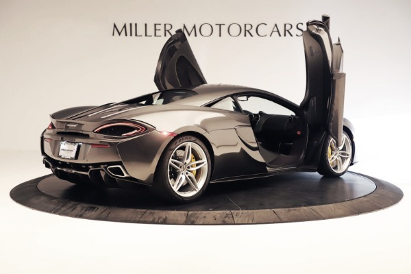Used 2017 McLaren 570S Coupe for sale Sold at Bugatti of Greenwich in Greenwich CT 06830 13