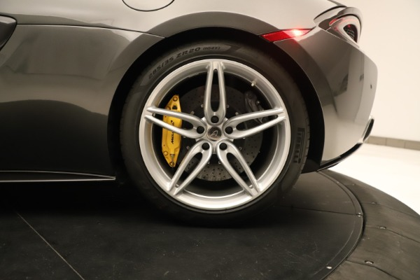Used 2017 McLaren 570S Coupe for sale Sold at Bugatti of Greenwich in Greenwich CT 06830 26