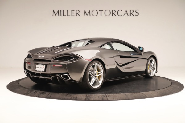 Used 2017 McLaren 570S Coupe for sale Sold at Bugatti of Greenwich in Greenwich CT 06830 5