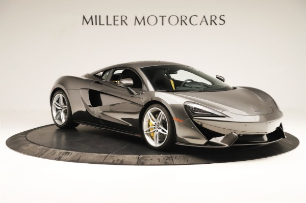 Used 2017 McLaren 570S Coupe for sale Sold at Bugatti of Greenwich in Greenwich CT 06830 7