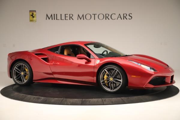 Used 2018 Ferrari 488 GTB for sale Sold at Bugatti of Greenwich in Greenwich CT 06830 10