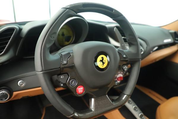 Used 2018 Ferrari 488 GTB for sale Sold at Bugatti of Greenwich in Greenwich CT 06830 23