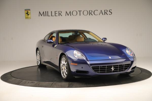 Used 2009 Ferrari 612 Scaglietti OTO for sale Sold at Bugatti of Greenwich in Greenwich CT 06830 11