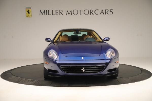 Used 2009 Ferrari 612 Scaglietti OTO for sale Sold at Bugatti of Greenwich in Greenwich CT 06830 12