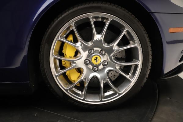 Used 2009 Ferrari 612 Scaglietti OTO for sale Sold at Bugatti of Greenwich in Greenwich CT 06830 13