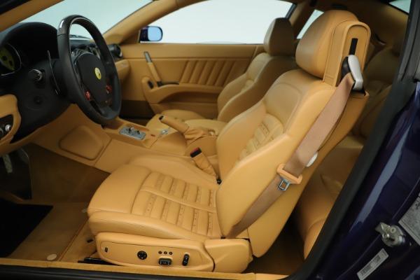 Used 2009 Ferrari 612 Scaglietti OTO for sale Sold at Bugatti of Greenwich in Greenwich CT 06830 15