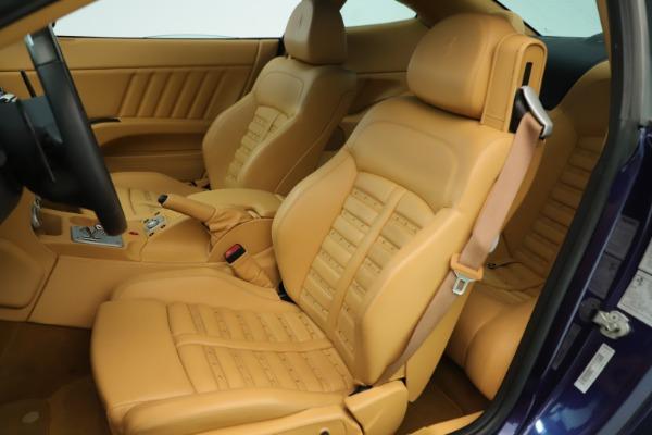 Used 2009 Ferrari 612 Scaglietti OTO for sale Sold at Bugatti of Greenwich in Greenwich CT 06830 16