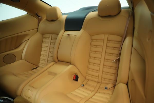 Used 2009 Ferrari 612 Scaglietti OTO for sale Sold at Bugatti of Greenwich in Greenwich CT 06830 18