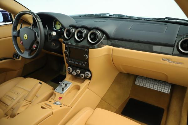Used 2009 Ferrari 612 Scaglietti OTO for sale Sold at Bugatti of Greenwich in Greenwich CT 06830 19