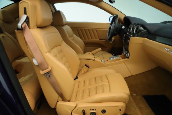 Used 2009 Ferrari 612 Scaglietti OTO for sale Sold at Bugatti of Greenwich in Greenwich CT 06830 20