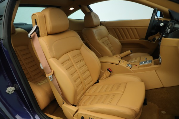 Used 2009 Ferrari 612 Scaglietti OTO for sale Sold at Bugatti of Greenwich in Greenwich CT 06830 21