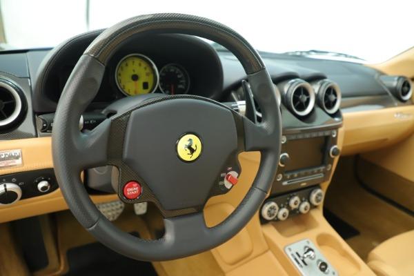 Used 2009 Ferrari 612 Scaglietti OTO for sale Sold at Bugatti of Greenwich in Greenwich CT 06830 23