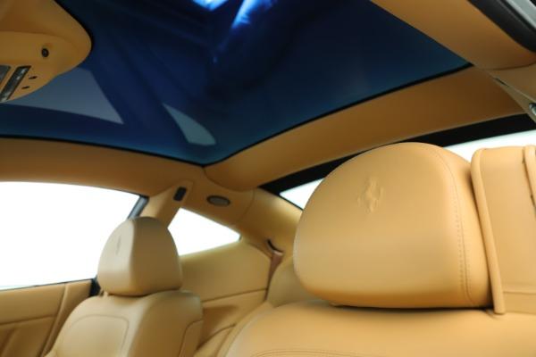 Used 2009 Ferrari 612 Scaglietti OTO for sale Sold at Bugatti of Greenwich in Greenwich CT 06830 24