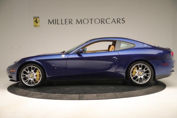 Used 2009 Ferrari 612 Scaglietti OTO for sale Sold at Bugatti of Greenwich in Greenwich CT 06830 3
