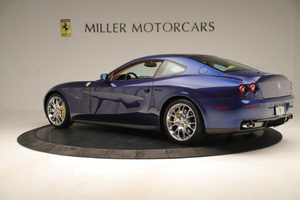Used 2009 Ferrari 612 Scaglietti OTO for sale Sold at Bugatti of Greenwich in Greenwich CT 06830 4