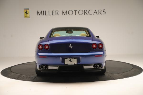 Used 2009 Ferrari 612 Scaglietti OTO for sale Sold at Bugatti of Greenwich in Greenwich CT 06830 6