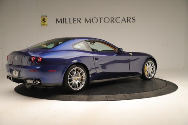 Used 2009 Ferrari 612 Scaglietti OTO for sale Sold at Bugatti of Greenwich in Greenwich CT 06830 8