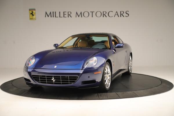Used 2009 Ferrari 612 Scaglietti OTO for sale Sold at Bugatti of Greenwich in Greenwich CT 06830 1