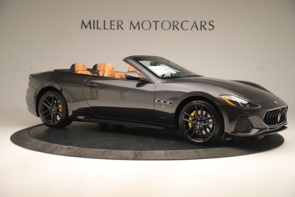 New 2019 Maserati GranTurismo Sport Convertible for sale $163,845 at Bugatti of Greenwich in Greenwich CT 06830 10