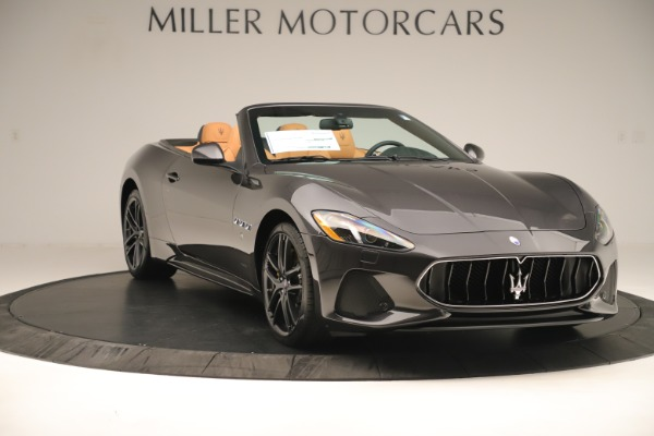 New 2019 Maserati GranTurismo Sport Convertible for sale $163,845 at Bugatti of Greenwich in Greenwich CT 06830 11