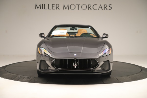 New 2019 Maserati GranTurismo Sport Convertible for sale $163,845 at Bugatti of Greenwich in Greenwich CT 06830 12