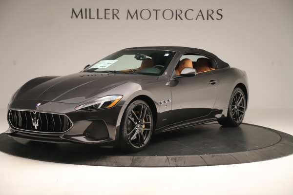 New 2019 Maserati GranTurismo Sport Convertible for sale $163,845 at Bugatti of Greenwich in Greenwich CT 06830 13
