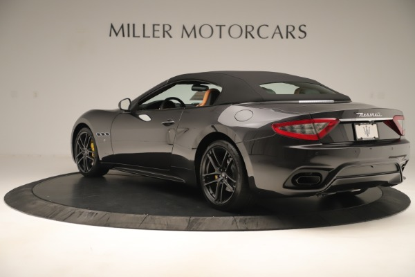 New 2019 Maserati GranTurismo Sport Convertible for sale $163,845 at Bugatti of Greenwich in Greenwich CT 06830 15