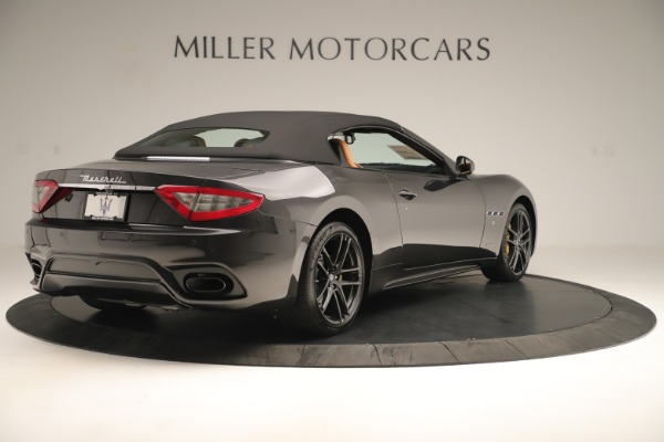 New 2019 Maserati GranTurismo Sport Convertible for sale $163,845 at Bugatti of Greenwich in Greenwich CT 06830 16