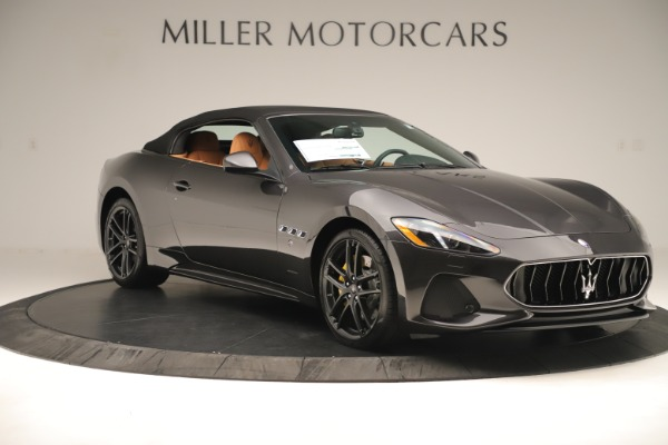New 2019 Maserati GranTurismo Sport Convertible for sale $163,845 at Bugatti of Greenwich in Greenwich CT 06830 18