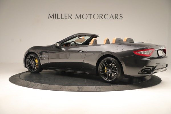 New 2019 Maserati GranTurismo Sport Convertible for sale $163,845 at Bugatti of Greenwich in Greenwich CT 06830 4