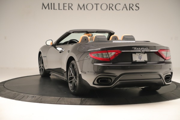 New 2019 Maserati GranTurismo Sport Convertible for sale $163,845 at Bugatti of Greenwich in Greenwich CT 06830 5
