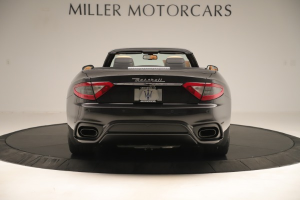 New 2019 Maserati GranTurismo Sport Convertible for sale $163,845 at Bugatti of Greenwich in Greenwich CT 06830 6