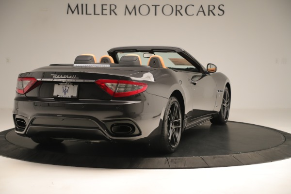 New 2019 Maserati GranTurismo Sport Convertible for sale $163,845 at Bugatti of Greenwich in Greenwich CT 06830 7