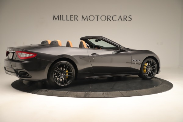 New 2019 Maserati GranTurismo Sport Convertible for sale $163,845 at Bugatti of Greenwich in Greenwich CT 06830 8
