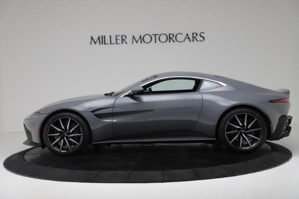 New 2020 Aston Martin Vantage Coupe for sale Sold at Bugatti of Greenwich in Greenwich CT 06830 2