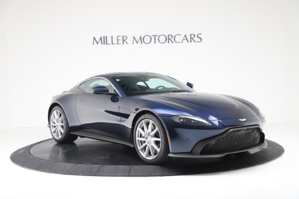 New 2020 Aston Martin Vantage Coupe for sale Sold at Bugatti of Greenwich in Greenwich CT 06830 7