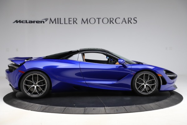 New 2020 McLaren 720S SPIDER Convertible for sale $374,830 at Bugatti of Greenwich in Greenwich CT 06830 20