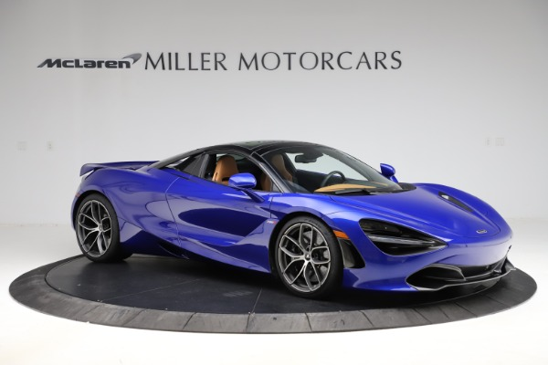 New 2020 McLaren 720S SPIDER Convertible for sale $374,830 at Bugatti of Greenwich in Greenwich CT 06830 21
