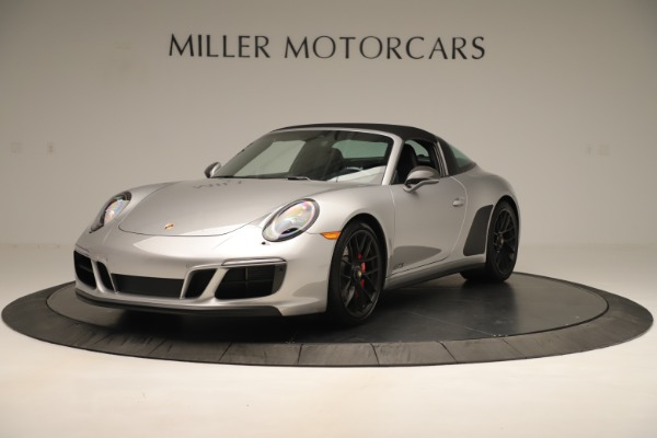 Used 2017 Porsche 911 Targa 4 GTS for sale Sold at Bugatti of Greenwich in Greenwich CT 06830 11