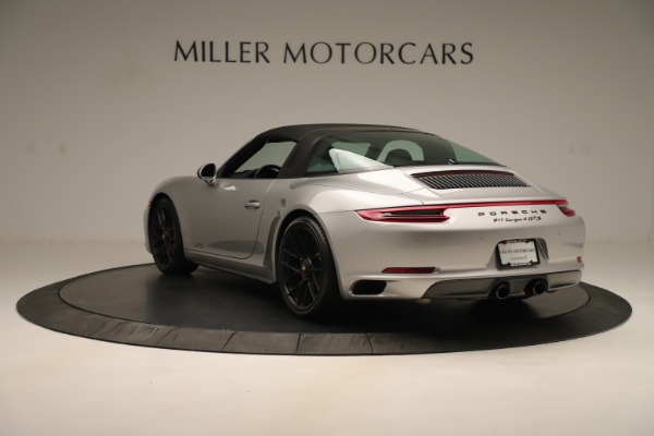 Used 2017 Porsche 911 Targa 4 GTS for sale Sold at Bugatti of Greenwich in Greenwich CT 06830 13