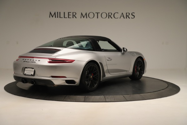 Used 2017 Porsche 911 Targa 4 GTS for sale Sold at Bugatti of Greenwich in Greenwich CT 06830 14