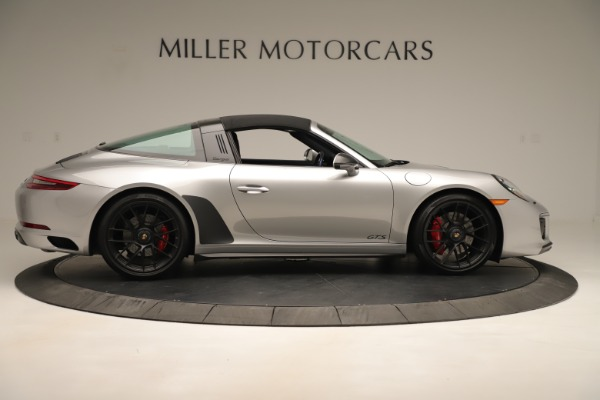 Used 2017 Porsche 911 Targa 4 GTS for sale Sold at Bugatti of Greenwich in Greenwich CT 06830 15