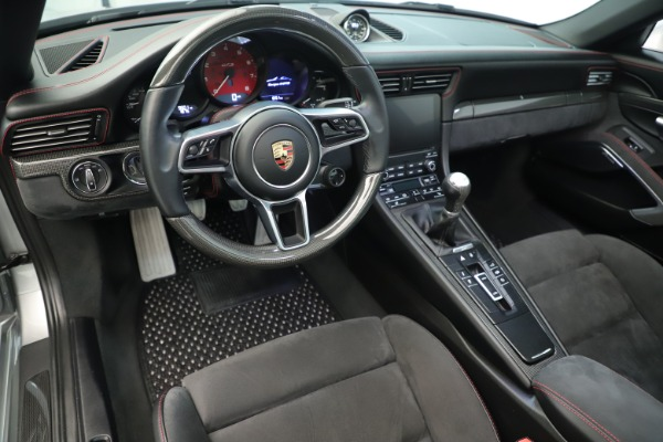 Used 2017 Porsche 911 Targa 4 GTS for sale Sold at Bugatti of Greenwich in Greenwich CT 06830 18