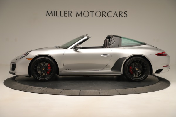 Used 2017 Porsche 911 Targa 4 GTS for sale Sold at Bugatti of Greenwich in Greenwich CT 06830 3