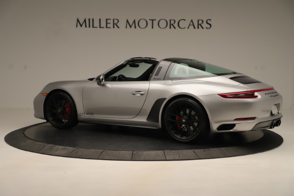 Used 2017 Porsche 911 Targa 4 GTS for sale Sold at Bugatti of Greenwich in Greenwich CT 06830 4