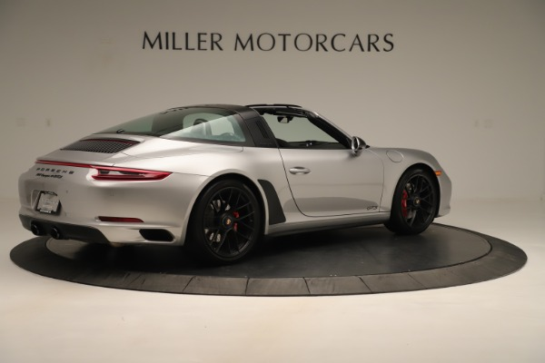 Used 2017 Porsche 911 Targa 4 GTS for sale Sold at Bugatti of Greenwich in Greenwich CT 06830 8